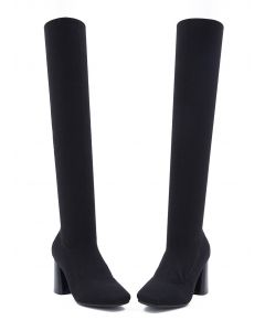 346 Sock-style Long Boots