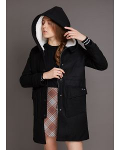 376 Two Pieces Coat Extra Warm