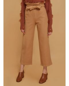 397 Wool High Waist Pant