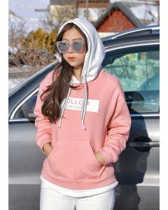 419 Follow Sweater Hood