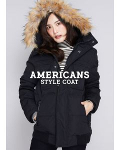 452 Americans style Coat