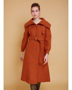 460 Long Coat Style Dress