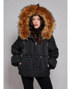 492 Down Coat Doll sleeve